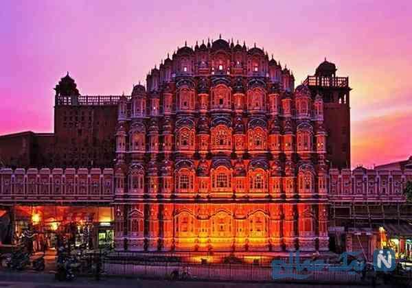 اماکن دیدنی جیپور؛شهر صورتی هند