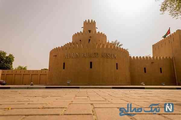 جاهای دیدنی العین سرسبزترین شهر امارات