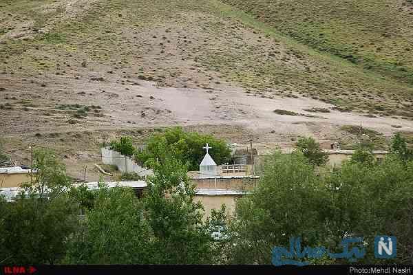 جاهای دیدنی زرندیه در استان مرکزی