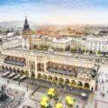 مناطق دیدنی کراکوف شهر زیبای لهستان