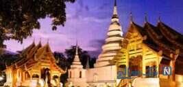 شگفت انگیزترین جاهای دیدنی چیانگ مای در تایلند