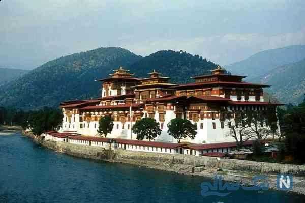 مکان های دیدنی بوتان