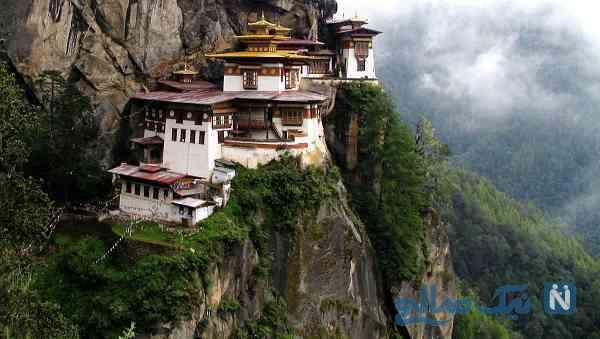 مکان های دیدنی بوتان کشور شاد آسیا