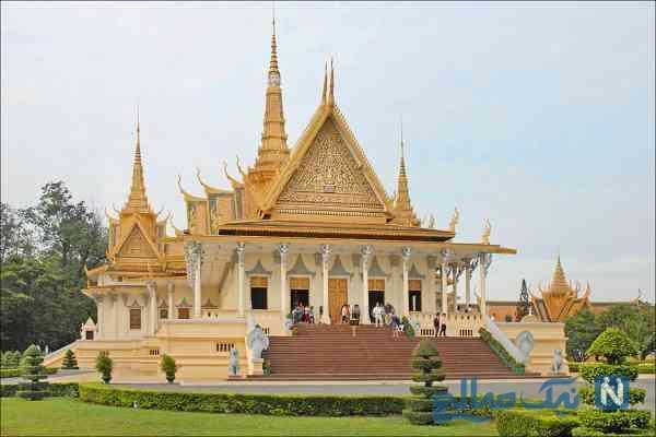 جاهای دیدنی کامبوج