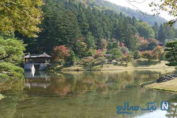 جاهای دیدنی کیوتو شهر افسانه ای ژاپن