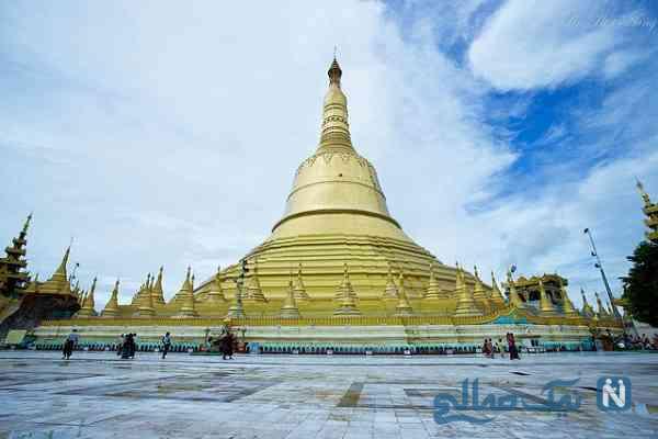 زیباترین جاذبه های گردشگری میانمار