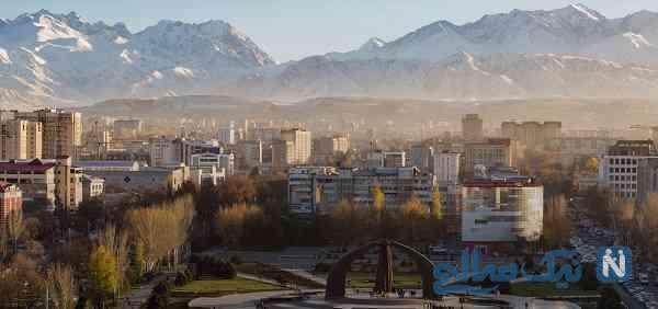 جاهای دیدنی قرقیزستان
