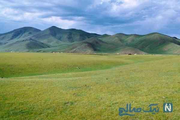 زیباترین جاهای دیدنی مغولستان