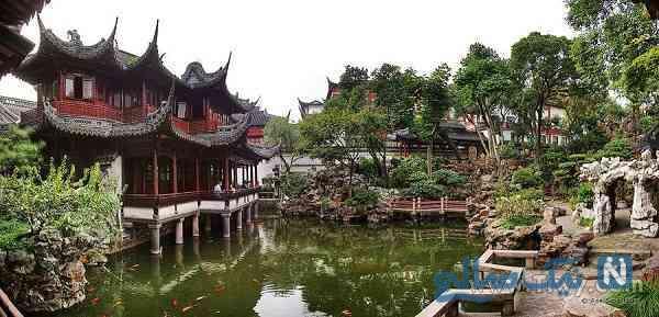 مناطق دیدنی شانگهای چین