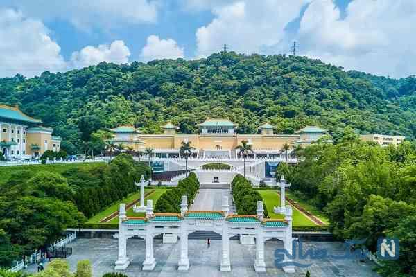 جاذبه های دیدنی تایوان