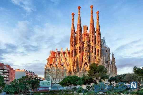 جاهای دیدنی بارسلونا شهر زیبای اسپانیا