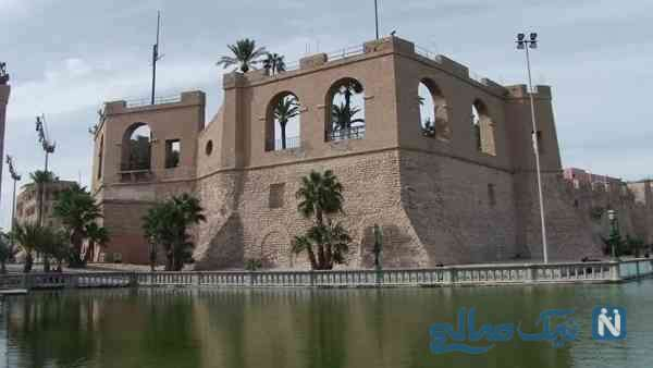 جاهای دیدنی لیبی