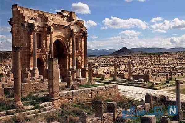 جاهای دیدنی الجزایر کشور زیبای آفریقا