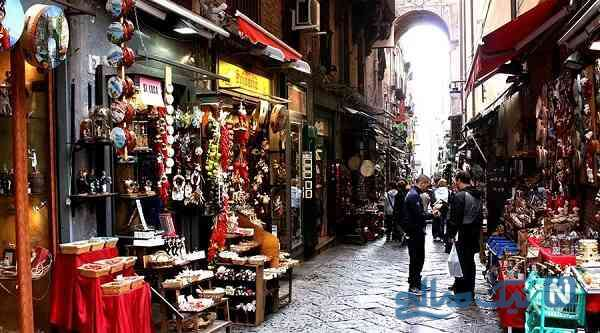 جاهای دیدنی ناپل ایتالیا