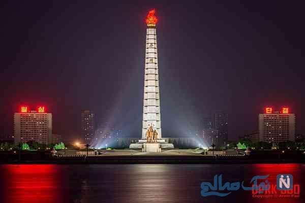 جاهای دیدنی کره شمالی کشوری با قوانین عجیب