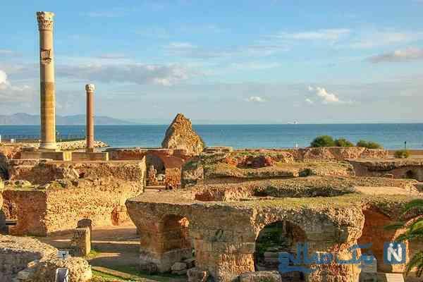 شگفت انگیزترین جاهای دیدنی تونس