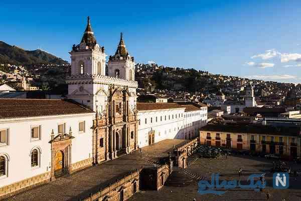 زیباترین جاذبه های گردشگری اکوادور