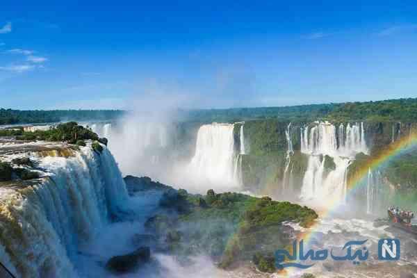 بی نظیرترین مکان های دیدنی برزیل