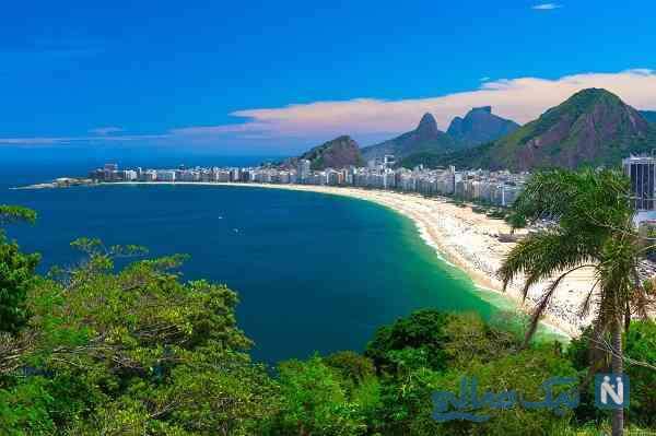 مکان های دیدنی برزیل