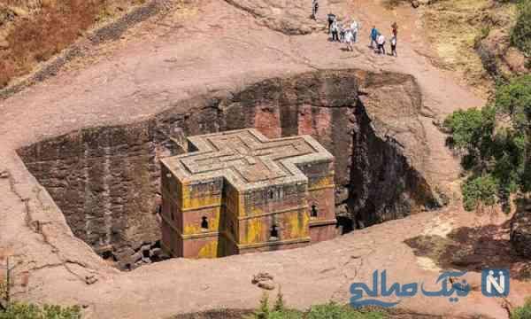 جاهای دیدنی اتیوپی