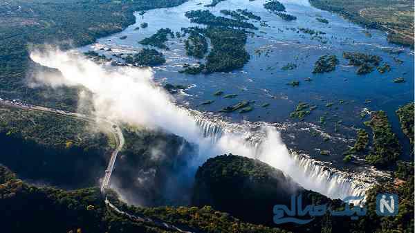 جاهای دیدنی زامبیا