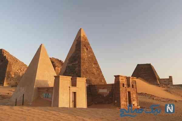 شگفت انگیزترین مناطق دیدنی سودان