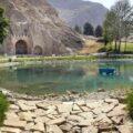 جاذبه های طاق بستان در کرمانشاه