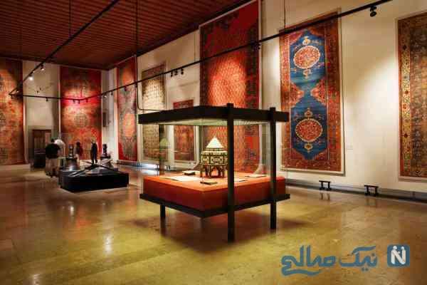 جاذبه موزه فرش ایران؛موزه ای بی نظیر در ایران