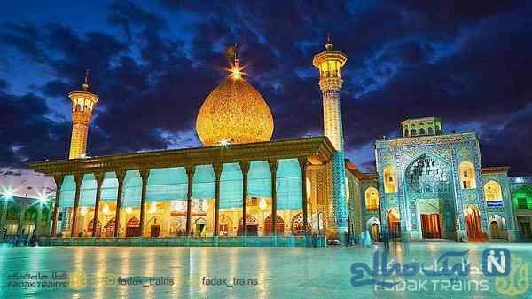 اماکن زیارتی شیراز