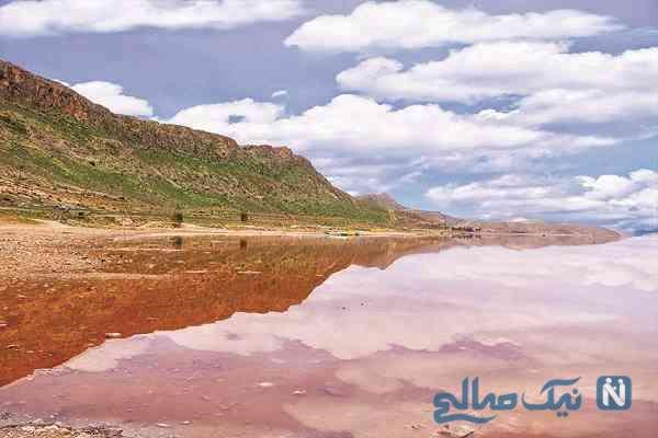دریاچه سرخ ایران