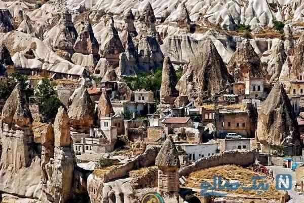 روستای سنگی ایران را بشناسید
