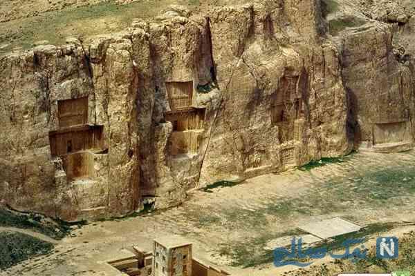 جاذبه نقش رستم؛جاذبه ای بی نظیر در ایران