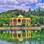 جاذبه ائل گلی مهمترین گردشگاه تبریز