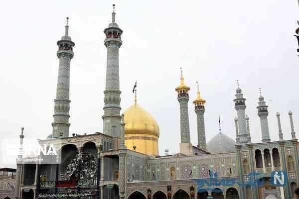 حرم حضرت معصومه (ع) دومین زیارتگاه مهم کشور