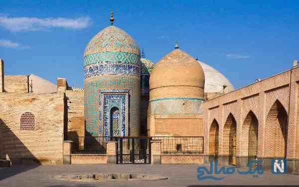مسجد شیخ صفی اردبیل