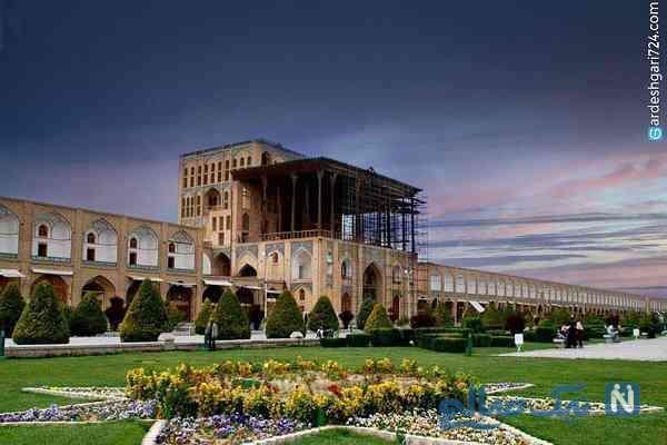 جاذبه های بی نظیر میدان نقش جهان اصفهان