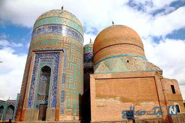 مسجد شیخ صفی اردبیل جاذبه ی دیدنی اردبیل
