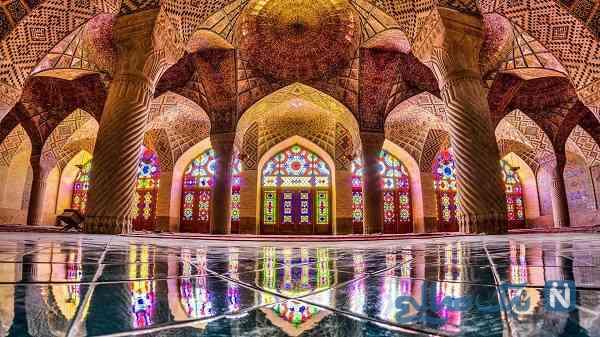 جاذبه مسجد نصیر الملک