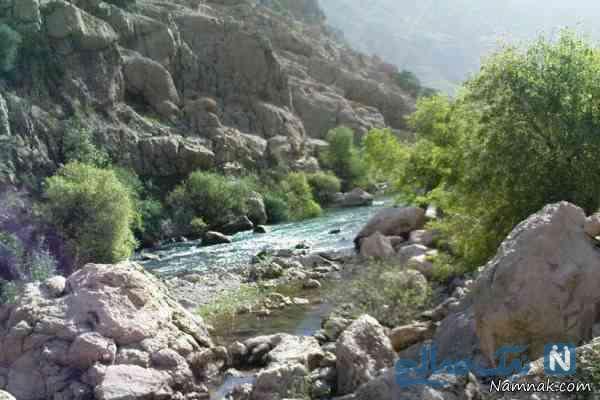 جاذبه گردشگری شیمبار بهشت گمشده ایران