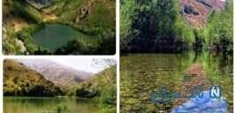 دریاچه مارمیشو ارومیه؛دریاچه ای بی نظیر
