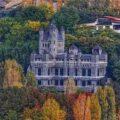 قلعه آغشت کرج؛قلعه سحرآمیز ایران