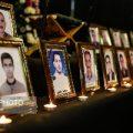 تصاویری از ادای احترام به جانباختگان نفتکش سانچی