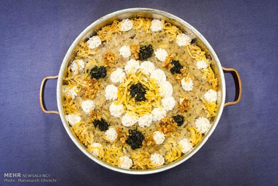 جشنواره غذاهای سنتی ایرانی!+تصاویر