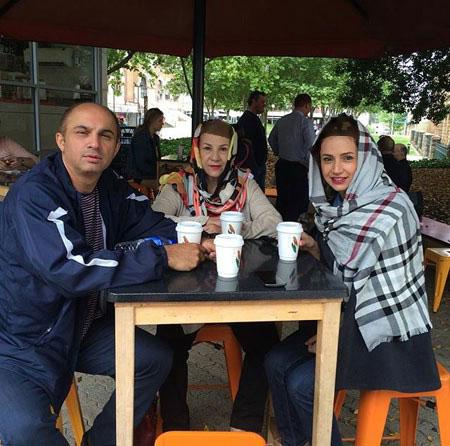 تازه ترین عکسهای شبنم قلی خانی بازیگر ایرانی +تصاویر