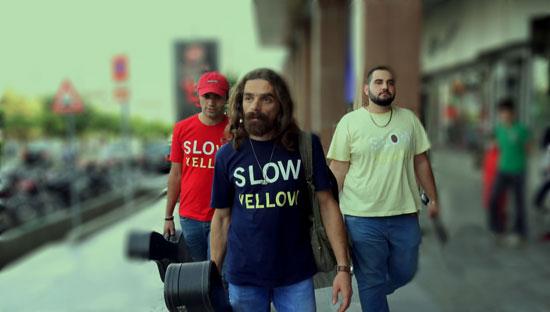 گفتگو با گروه موسیقی «زرد یواش»، از خیابان تا استیج!+تصاویر