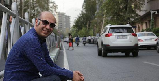 محمد بحرانی : به نظرم ولگردی شاید بهترین کار باشد!+تصاویر