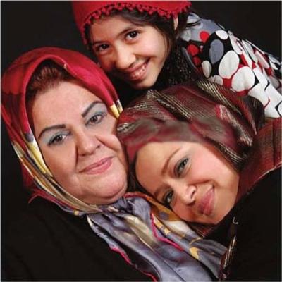 بهاره رهنما هم به چالش مادران سرزمین پیوست+عکس