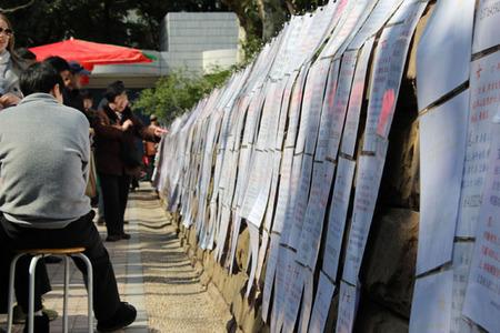 نمایشگاه همسریابی در شانگهای + تصاویر
