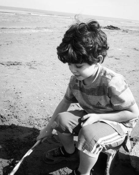 بابک جهانبخش : پرسه زدن در خیالت زیباترین نیاز من است!+تصاویر