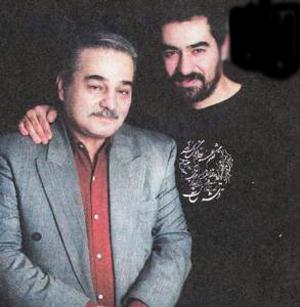 شهاب حسینی عزادار شد+عکس شهاب و پدرش